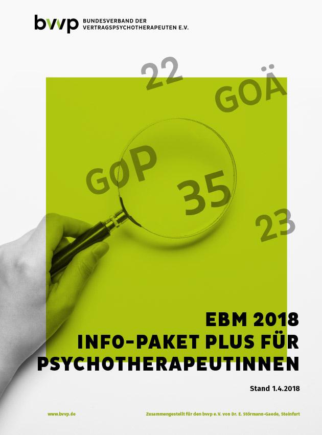 Das EBM-Info-Paket Plus